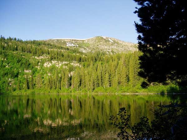 Lake in Clearwater Basin